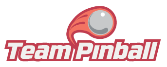 Team pinball logo